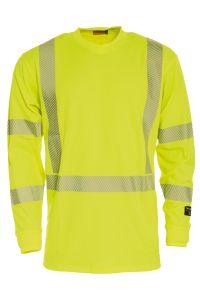 T-shirt long sleeves, Color: 55 yellow