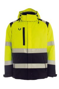 FR Winter Jacket with hood