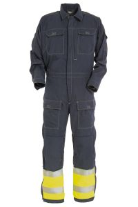 FR Boilersuit, Color: 94 yellow/navy