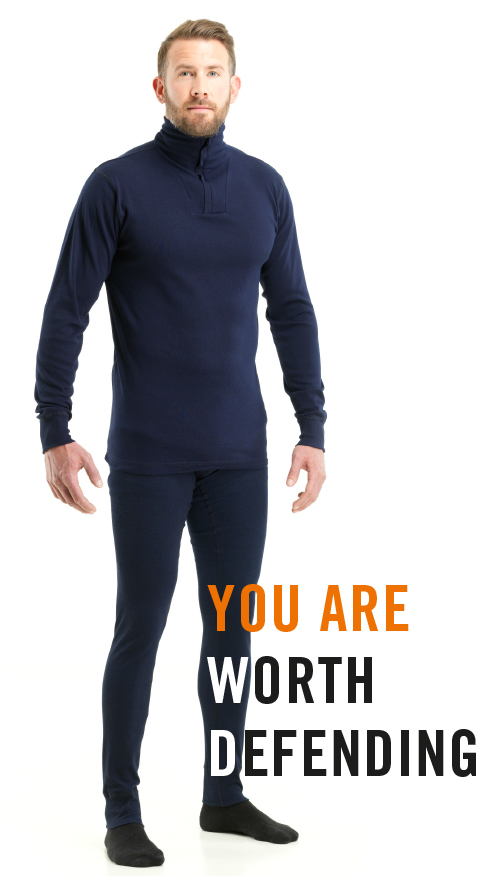 You are worth defending